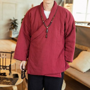 藏族外套男士冬装